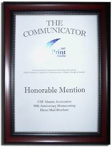 Betz blog: honorable mention