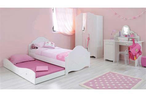 console pour chambre à coucher magnifique chambre de fillette trendymobilier com