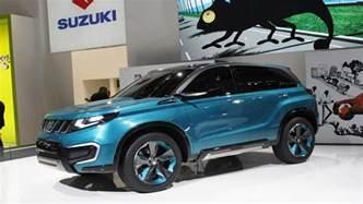 Suzuki SUV New Cars 2016