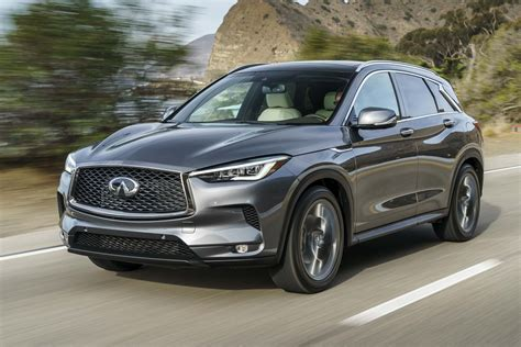 2019 Infiniti Qx50 Progressive, Luxury Focused Techniques