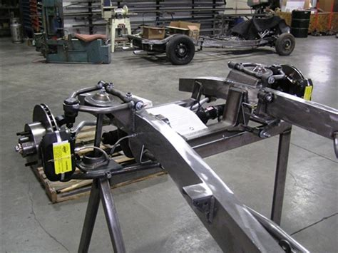 1941-1948 Chevy Car Chassis