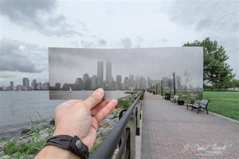 At 12 Years Old I Photographed The Twin Towers In