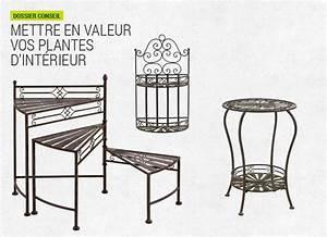 Support Plante Intérieur : support en hauteur pour plantes en int rieur nortene ~ Teatrodelosmanantiales.com Idées de Décoration