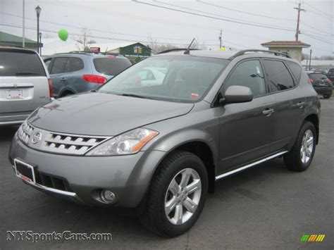 how cars work for dummies 2006 nissan murano navigation system 2006 nissan murano sl awd in platinum pearl metallic 514659 nysportscars com cars for sale