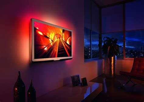 led lights tv ideas for the house