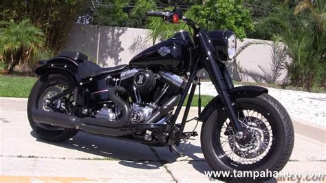 Harley Davidson Bikes by Used 2012 Harley Davidson Bikes For Sale Fls Softail Slim