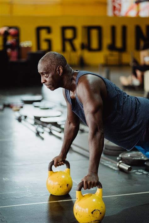 kettlebell exercises arms abs immune boost push simple system fitness into