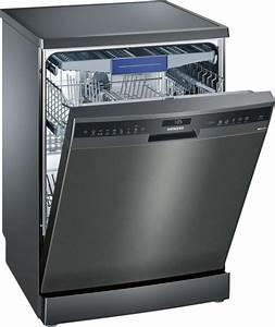 Lave Vaisselle 45 Cm Noir : lave vaisselle design noir ~ Melissatoandfro.com Idées de Décoration