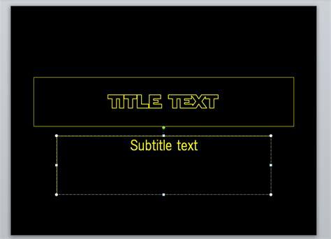 star wars powerpoint template update  desc
