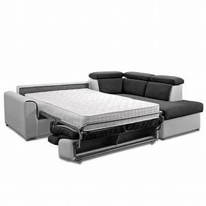 canapes ouverture express convertibles design armoires With nettoyage tapis avec canapé angle convertible vrai lit