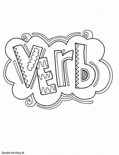 Speech Coloring Pages Parts Getcolorings Printable