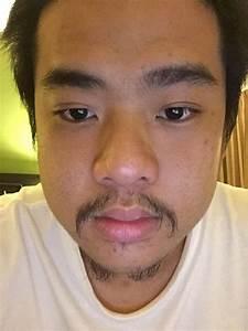 Week 19 Update 27 Yo ASIAN With Middle Gap Beard