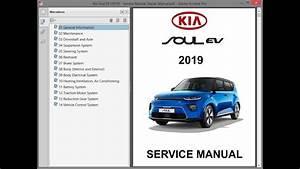 2020 Kia Soul Ev Owners Manual