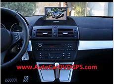InDash Car DVD Player GPS Radio For BMW X3 20092010 www