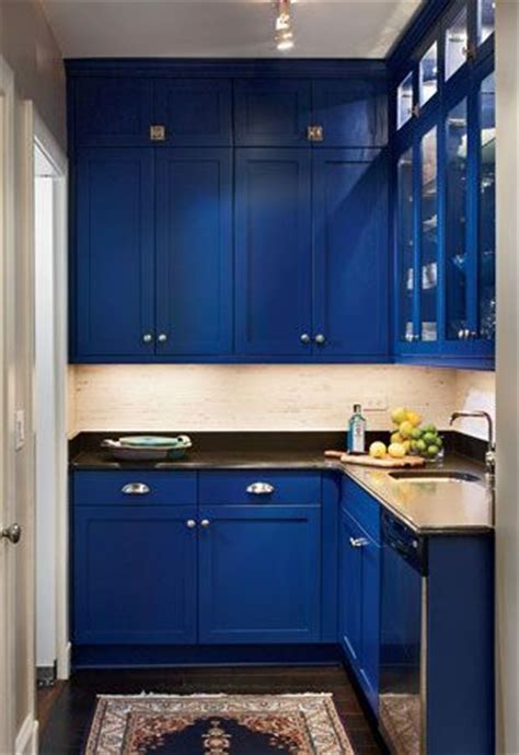 cobalt blue kitchen cabinets color of the month cobalt blue what s by jigsaw 5517