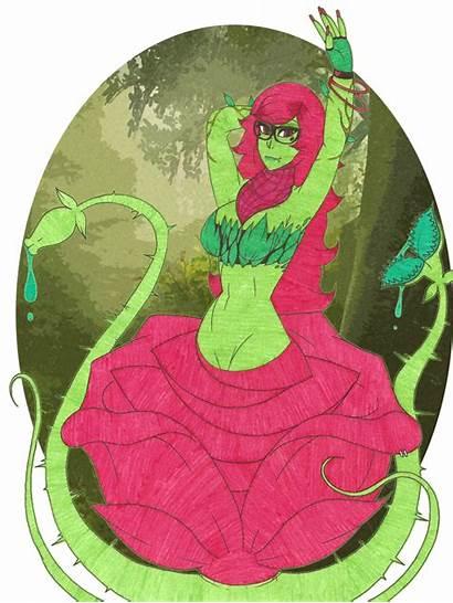 Monster Plant Deviantart Challenge Plants Idara Challenges