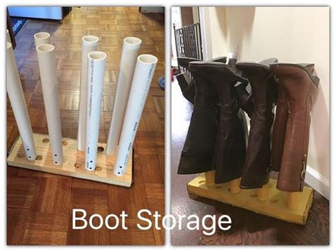 Boat Club Storage by Diy Pvc Pipes Shoes Storage