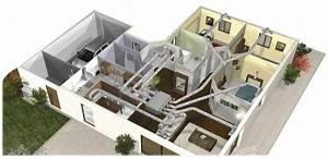 Clim Reversible Gainable : schema climatisation gainable inverter h li o ~ Edinachiropracticcenter.com Idées de Décoration