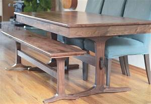 Extendable, Walnut, Dining, Table