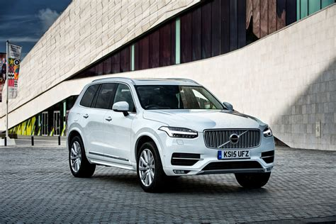 Volvo Xc90 4k Wallpapers by Volvo Xc90 Inscription Uk Spec White Side View 4k Ultra Hd