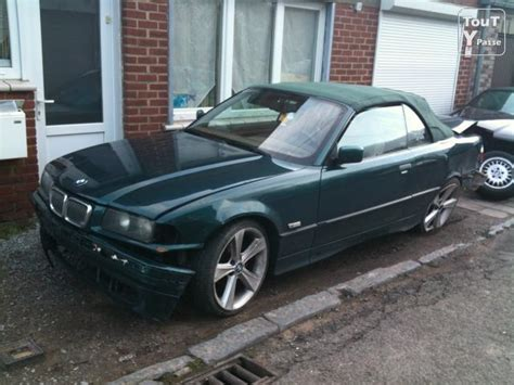 vend piece bmw  cabriolet  coupe iisii