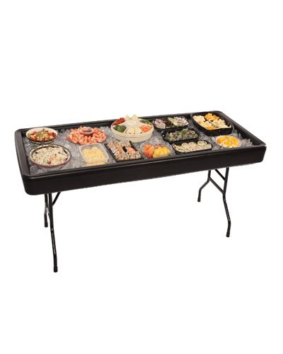 fill and chill table fill 39 n chill party table chillin 39 products