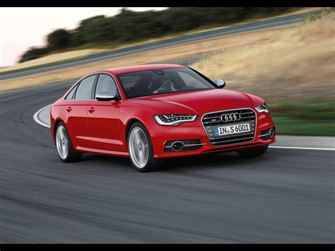 Audi S6 Front by 2012 Audi S6 Front Angle Speed 3 1280x960 Wallpaper