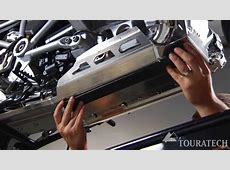 INSTALL BMW R1200GS Water Cooled Expedition Skid