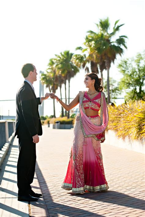 real south asian wedding anita greg