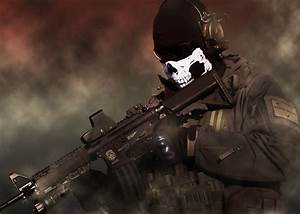 Schampa Skull Balaclava ( Black )