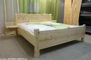 Zirben Bett Tradition IV MBEL KRENN