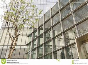 Modern Office Glass Building Stock Photo - Image: 46248408