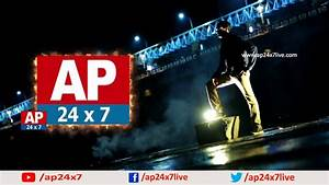 AP24x7 News Channel Executive Editor Kesav Promo | AP's ...