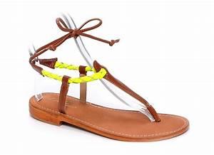sandales nu pieds Atelier tropezien sm2467