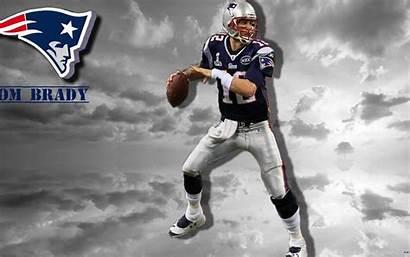 Patriots England Wallpapers Brady Tom Football Theme