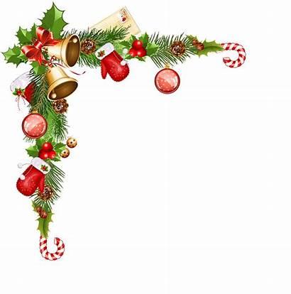 Borders Transparent Christmas Clip Clipart Christian Decorative
