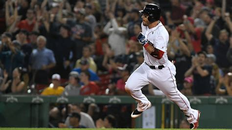 Red Sox's Steve Pearce Quotes 'Sweet Caroline' In Gleeful ...