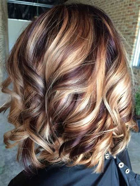 Brunettes Fall 2015 by Hair Highlights Color Shorts Haircuts And