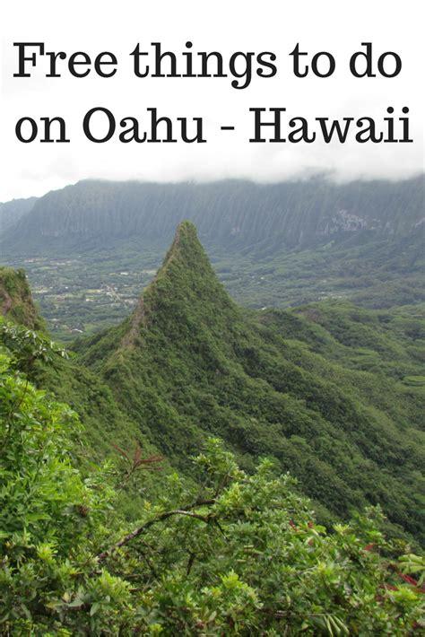 Top 10 Free Things To Do On Oahu Hawaii