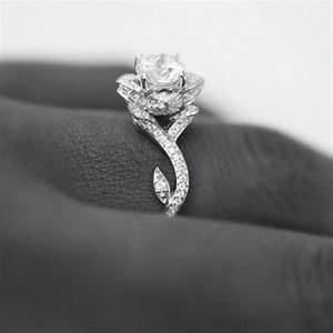 jewels ring rose diamonds diamond ring wedding ring With rose diamond wedding ring