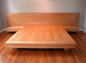 King, Platform, Bed, Frames, Selections, U2013, Homesfeed