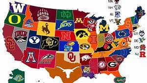 25 maps that explain college football - SBNation.com