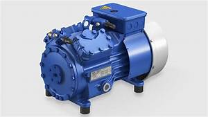 Compressors For Cooling Systems