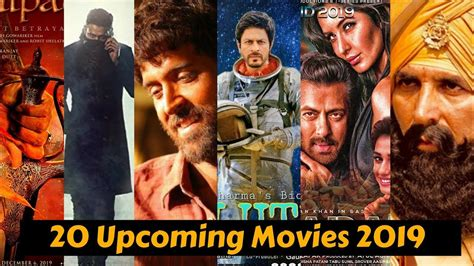 20 Bollywood Upcoming Movies List 2019 With Cast And