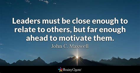 leaders   close   relate