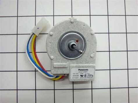 roper refrigerator evaporator fan motor whirlpool jenn air kitchenaid maytag roper admiral sears