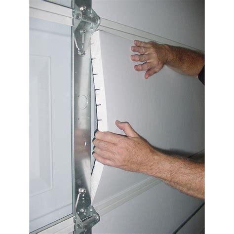 performance garage door inc garage door insulation kit 8 pieces