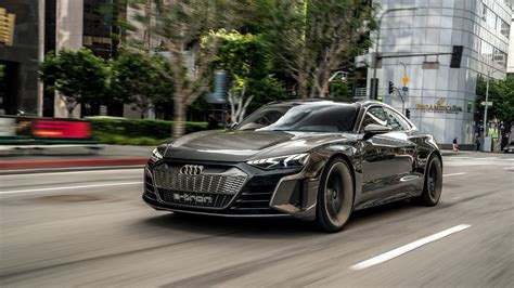 Audi E Gt Price 2020 by Audi E Gt Concept On The Streets Of Los Angeles