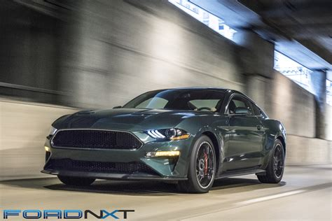 You Can Now Order A 2019 Bullitt With More Power Than Expected