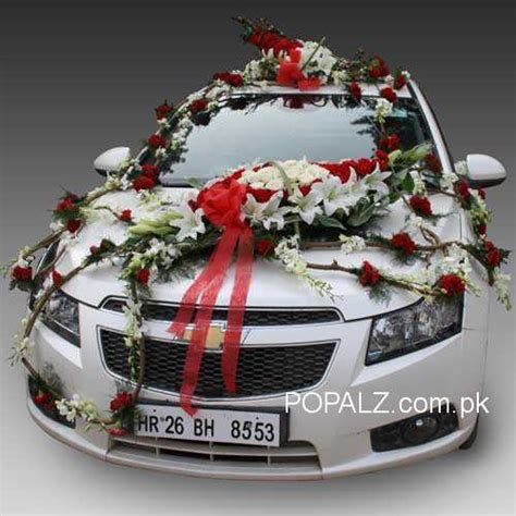 Dhula Car Decoration Hd Images by Abdul Basit Haar Sehra Dealer Marriage Car Decoration
